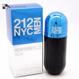 212 NYC Men Pills Carolina Herrera 100ml