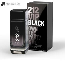 212 VIP Black Own The Party Carolina Herrera 80ml mp002